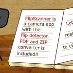 Flipscanner top